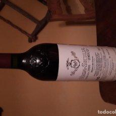 Coleccionismo de vinos y licores: VEGA SICILIA ÚNICO 1995. Lote 219561255