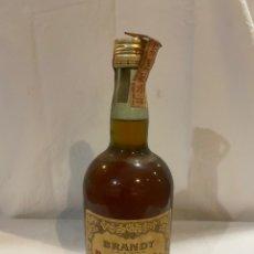 Coleccionismo de vinos y licores: BOTELLA DE BRANDY ESPLÉNDIDO GARVEY JEREZ. Lote 221103970