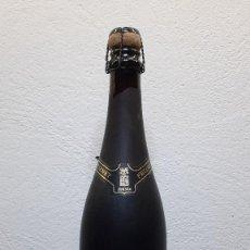 Coleccionismo de vinos y licores: ANTIGUA BOTELLA CAVA FREIXENET CORDÓN NEGRO - SEMISECO. Lote 221416235