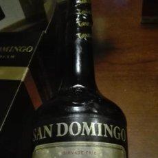 Coleccionismo de vinos y licores: BOTELLA DE VINO DE JEREZ SAN DOMINGO. Lote 221496642
