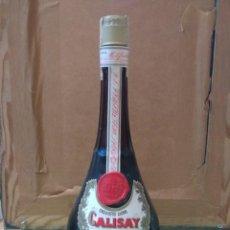 Coleccionismo de vinos y licores: ANTIGUA BOTELLA GRANDE ~ CALISAY ~ ( AÑO 1974 ) , MOLLFULLEDA # PRECINTADA SIN ABRIR # LEER ANUNCIO. Lote 221703067