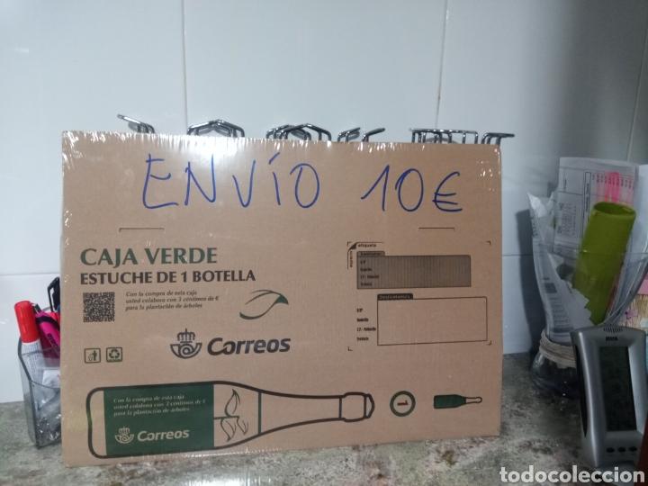 Coleccionismo de vinos y licores: Señorío de Araco. Botella de vino. Rioja 1994 - Foto 9 - 219337916