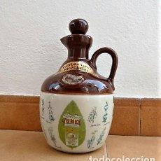 Coleccionismo de vinos y licores: GARRAFA CANECO CERAMICA HIERBAS TUNEL. Lote 221831983