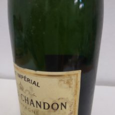 Coleccionismo de vinos y licores: MOÉT & CHANDON BRUT IMPÉRIAL CHAMPAGNE - CAVA - VINTAGE -. Lote 222858236