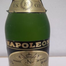 Coleccionismo de vinos y licores: BRANDY NAPOLEÓN MON BIJOU - FRANCIA -. Lote 223519976