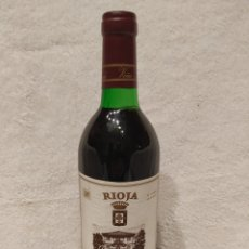 """Coleccionismo de vinos y licores: BOTELLA VINO CONDE DE LA SALCEDA 1973 RESERVA MUY BIEN CONSERVA ÚLTIMA BOTELLA """" MIRAR FOTOS"""". Lote 225045005"""