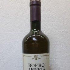 Coleccionismo de vinos y licores: BOTELLA DE VINO ITALIANO ROERO ARNEIS 1999. Lote 229907895