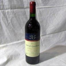 Coleccionismo de vinos y licores: BOTELLA DE VINO LA RIOJA ALTA S.S. CLUB DE COSECHA JOSÉ MARÍA CARCAMO, RESERVA 1997. Lote 231051380