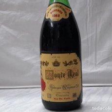 Coleccionismo de vinos y licores: BOTELLA VINO TINTO RIOJA - MONTE REAL RESERVA 1982. Lote 231159955
