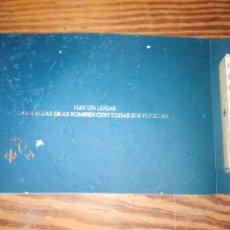 Coleccionismo de vinos y licores: BOTELLIN DE MUESTRA WHISKY TALISKER. Lote 235543755