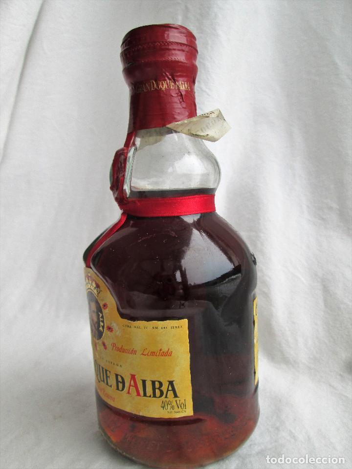 Coleccionismo de vinos y licores: BRANDY GRAN DUQUE DE ALBA SOLERA GRAN RESERVA - Foto 4 - 235615415