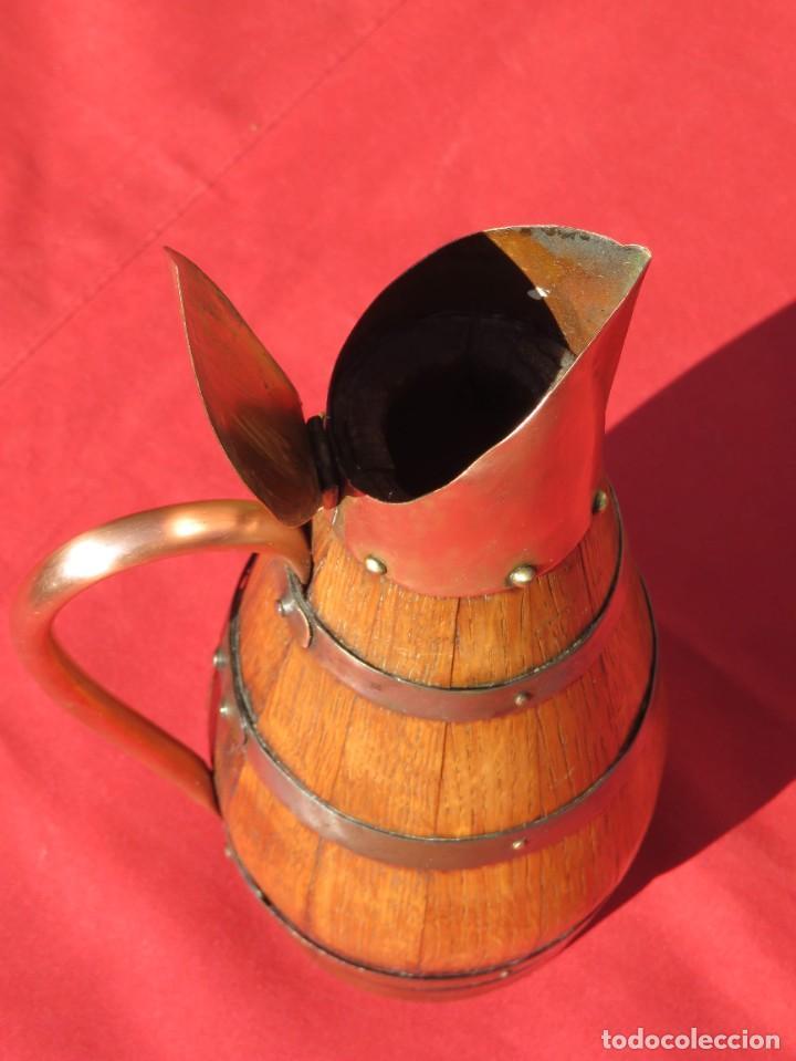 Coleccionismo de vinos y licores: Jarra vino - Foto 3 - 236506835
