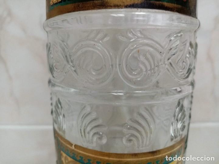 Coleccionismo de vinos y licores: Botella 1 litro Anis Rios Seco,José Rios Francisco Rios Silla (Valencia) años 50 - Foto 7 - 236509580