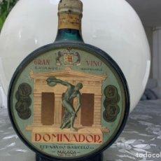 Coleccionismo de vinos y licores: GRAN VINO QUITADO INSUPERABLE DOMINADOR. Lote 237002615