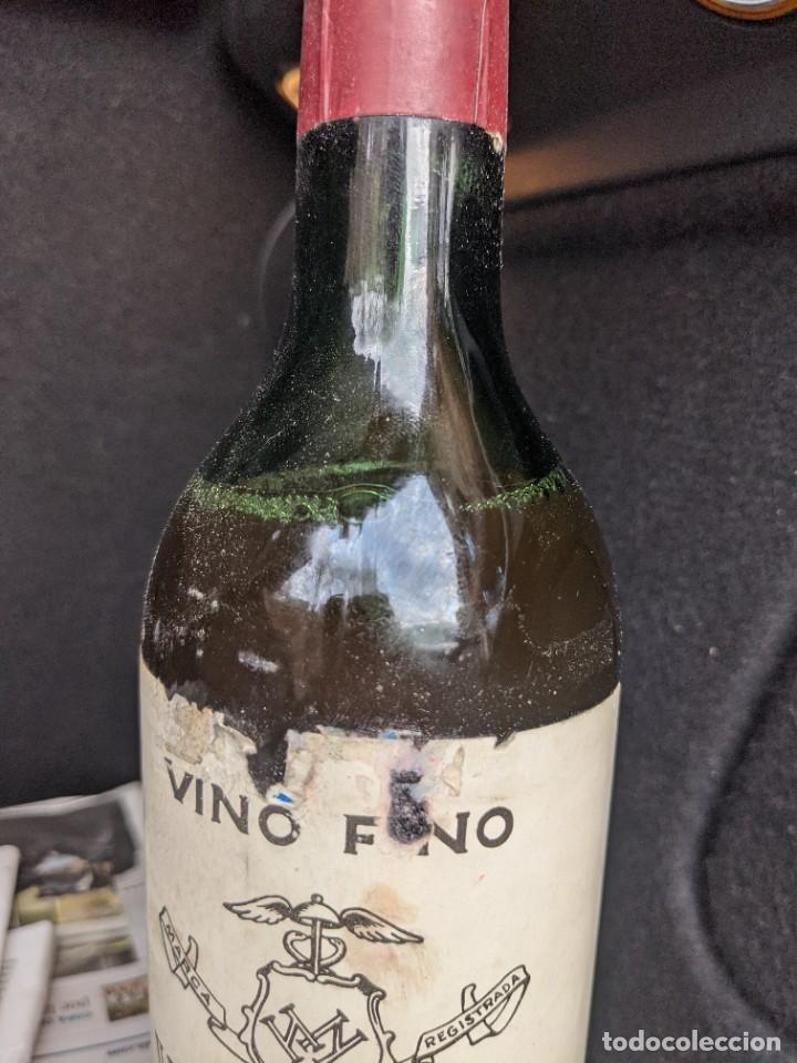 Coleccionismo de vinos y licores: Vega-Sicilia cosecha 1936. Vino Fino. Único. - Foto 4 - 234776205