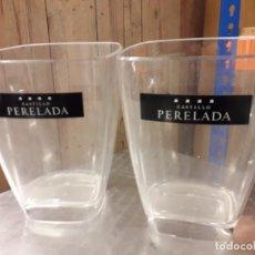Coleccionismo de vinos y licores: CUBITERA PERELADA. Lote 237645155