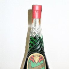 Coleccionismo de vinos y licores: ANTIGUA BOTELLA PIPERMINT A.BOFILL.BADALONA. Lote 240678080