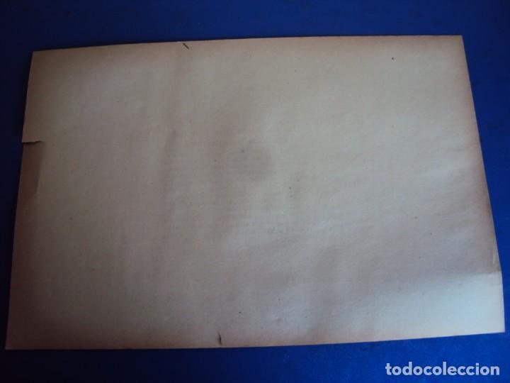 Coleccionismo de vinos y licores: (CHT-38)CHARTREUSE - CARTEL PUBLICITARIO - TRANSPARENTE - Foto 4 - 241383815