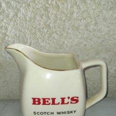 Coleccionismo de vinos y licores: JARRA DE WHISKY, BELL'S. Lote 245415390