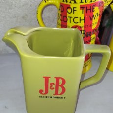 Coleccionismo de vinos y licores: JARRA DE WHISKY J&B.. Lote 245417650