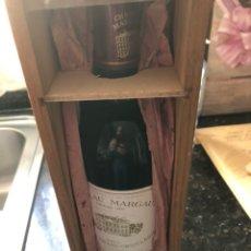 Coleccionismo de vinos y licores: CHATEAU MARGAUX GRAND VIN 1985. Lote 246885005