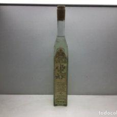 Coleccionismo de vinos y licores: ANTIGUA BOTELLA DE LICOR DE LAS VALLS DE ANDORRA - ELABORADO POR BERNAT MARTY MESTRE LICORISTA. Lote 248207930
