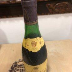 Coleccionismo de vinos y licores: MARQUÉS DEL ROMERAL GRAN RESERVA 1982. Lote 249002465