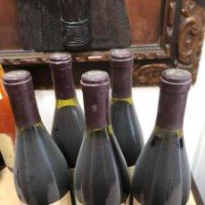 Coleccionismo de vinos y licores: MAGNIFICO LOTE DE 5 BOTELLAS MARIMAR TORRES 1994. Lote 249082705