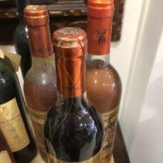 Coleccionismo de vinos y licores: LOTE DE 3 BOTELLAS EL DORADO DE MURRIETA, IGAY 1984. Lote 249083055