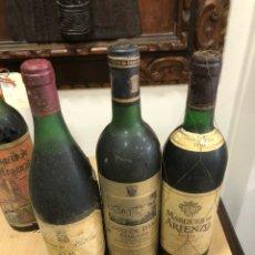 Coleccionismo de vinos y licores: LOTE DE 3 BOTELLAS GRANDES RESERVA (2) Y RESERVA (1). Lote 249086710