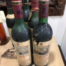 Coleccionismo de vinos y licores: LOTE DE 2 BOTELLAS COTO DE IMAZ 82 Y 85. Lote 249087015