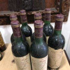 Coleccionismo de vinos y licores: LOTE DE 7 BOTELLAS VIZCONDE DE AYALA 85(5) 81 Y 82. Lote 249088065