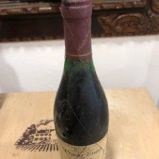 Coleccionismo de vinos y licores: PRADO DE ENEA GRAN RESERVA 1982. Lote 249088210