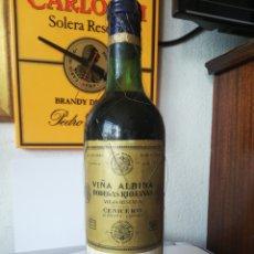 Collezionismo di vini e liquori: VIÑA ALBINA, RESERVA 1957,ENTERA. Lote 252612860
