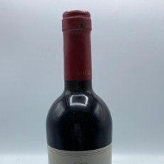 Coleccionismo de vinos y licores: BOTELLA. VINO TINTO. MAURO. VINO DE LA TIERRA DE CASTILLA Y LEÓN. 750 ML. 13.5 % VOL.. Lote 254528585