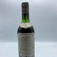 Coleccionismo de vinos y licores: BOTELLA. RIOJA. RESERVA 1972. HEREDEROS DEL MARQUÉS DE RISCAL. 72 CL.. Lote 254663655