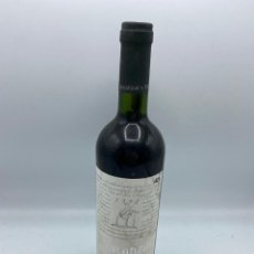 Coleccionismo de vinos y licores: BOTELLA. TINTO. TRASLANZAS 1998. CIGALES. VALLADOLID. 13.5% VOL. 75 CL. VER FOTOS. Lote 254669205