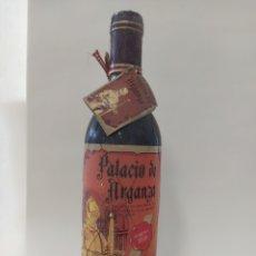 Coleccionismo de vinos y licores: PALACIO DE ARGANZA 1958. Lote 262937940