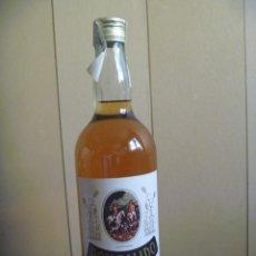 Coleccionismo de vinos y licores: RON PALIDO DORADO MONTERO MOTRIL 1 LITRO OPORTUNIDAD. Lote 262939845