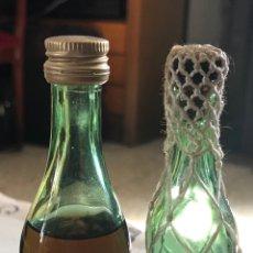 Coleccionismo de vinos y licores: BOTELLIN TERRY V.O MALLA BLANCA. Lote 263755200
