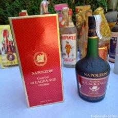 Collezionismo di vini e liquori: COGNAC NAPOLEON - GASTON DE LAGRANGE. Lote 269236423
