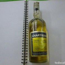 Collezionismo di vini e liquori: BOTELLA DE CHARTREUSE, SIN ABRIR, CON PRECINTO -TARRAGONA.- N. Lote 269382718