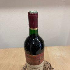 Coleccionismo de vinos y licores: BOTELLA DE VINO FRANCÉS SAIMPEI BORDEAUX 1989. Lote 269817943