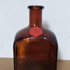 Coleccionismo de vinos y licores: BOTELLA LICOR DE WHISKY GRAN DYC VACIA DECORACION RETRO VINTAGE. Lote 271911518