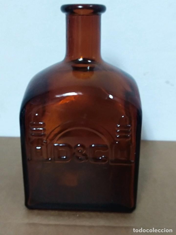 Coleccionismo de vinos y licores: Botella Licor de Whisky Gran DYC VACIA DECORACION RETRO VINTAGE - Foto 2 - 271911518