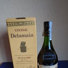 Coleccionismo de vinos y licores: (LI-190700)COGNAC DELAMAIN PALE & DRY TRES BELLE GRANDE CHAMPAGNE DELICATE ET LEGERE, JARNAC 70 CL. Lote 272940073