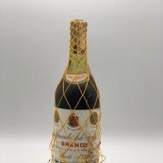 Colecionismo de vinhos e licores: ANTIGUA BOTELLA DE BRANDY TERRY CENTENARIO. TAPON CORCHO. SIN ABRIR. Lote 275498968