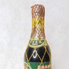 Colecionismo de vinhos e licores: BOTELLA DE BRANDY TERRY, SIN ABRIR CON MALLA .. Lote 275509188
