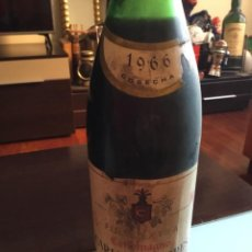Coleccionismo de vinos y licores: BOTELLA CARLOS SERRES CARLOMAGNO COSECHA 1966. Lote 275988673