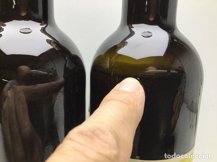 Coleccionismo de vinos y licores: LOTE DE MANZANILLA POCHOLA -DOMECQ - MIRAR FOTOS DE NIVEL - VIÑAS MACHARNUDO - Foto 9 - 276052453
